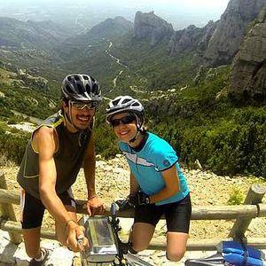 Adria i Maria AmbBicicleta's Photo