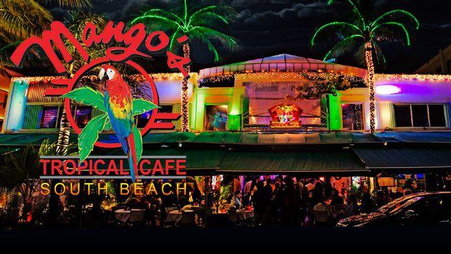 Mango S Tropical Cafe Miami Beach The Best Beaches In World