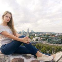 Kristina Grytsyna's Photo