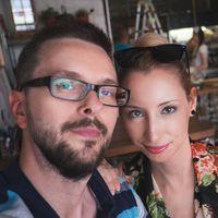 Fotos de Karolina Bedlin i Michal Szczepaniec