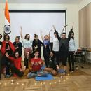 Yoga at Consulate Of India 's picture