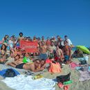 Picnic, Sports, Chill And Chat At Bogatell Beach 's picture
