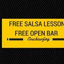 FREE SALSA LESSON Party LATINAZO  COUCHSURFERS!!!'s picture