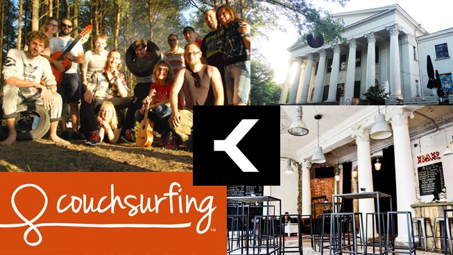 6 Unfortunate Realities Of Couchsurfing Hook Ups