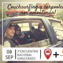 Photo de l'événement Encuentro CS + Carpoolear simultáneo nacional!