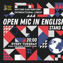 English Stand-up Open Mic's picture