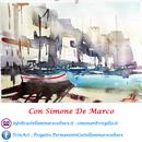 Workshop di acquarello con Simone de Marco's picture