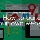 Free workshop: How to build your own website's picture