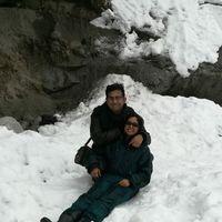 Mandar & Kashmeera's Photo