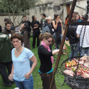CS Meeting : Giant barbecue in private garden's picture