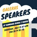English conversational club - Galeras Speakers 's picture