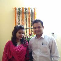 Nisha & Aditya's Photo