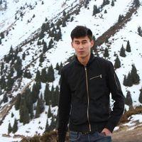 Aset Rymbaev's Photo