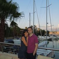 Casimiro and Maria Antonietta Amato's Photo