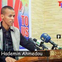 Ahmedou Hademin's Photo