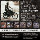 Deep Ellums - Bicycle Artist - Joel Romeo - Meet &'s picture