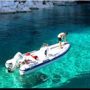 Rent Rubber Boat For Swim At Ischia And Procida 's picture
