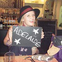 Photos de Adelaide Robinson