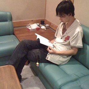 Kengo Nakamura's Photo
