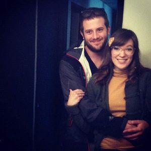 Chloe and Marcus Larson's Photo