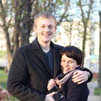 Oleksandr and Bogdana Vasiutiny's Photo