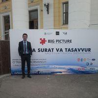 Zafar Sharipov's Photo