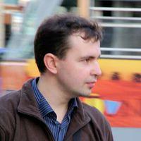 Mikhail Maslov's Photo