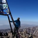 Summitting Toubkal's picture