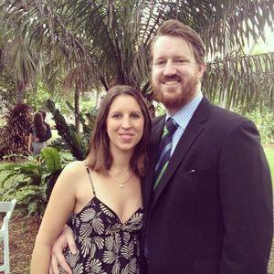 Katherine and Tom Temple's Photo
