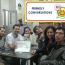 Foto de FRIENDLY CONVERSATIONS-Grupo  intercambio cultural