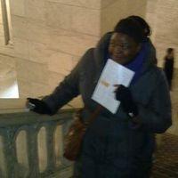 Christelle Nkwendja-Ngnoubamdjum's Photo