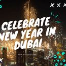Dubai New Year's picture