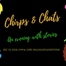 Chirps & Chats : An evening with stories 's picture