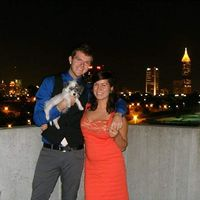 Ansley and Steven's Photo