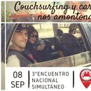 Foto do evento Couchsurfing + Carpoolear (simultáneo nacional)