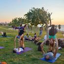 Free And Open AcroYoga Sunset Jam!'s picture