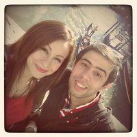 Yasmine and Riad's Photo