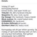 Baroeg Kingsday Heavy Rock Free Festival's picture