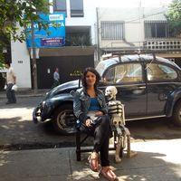 Katia Guaquiante's Photo