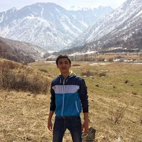 Timur Ayupov's Photo