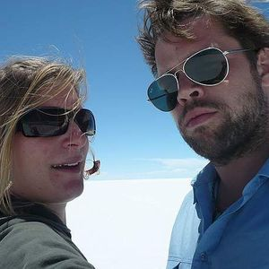 Julie & Bram's Photo