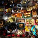Pique-nique végétal avec dégustation de légumes la's picture