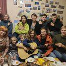 """December CS meeting """"у Янки""""'s picture"""