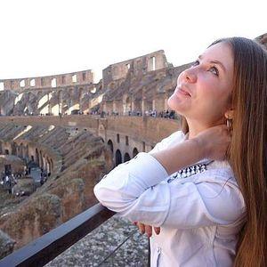 Alina Agabekova's Photo
