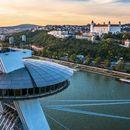 """Photo de l'événement Meet with """"UFO"""" in Bratislava"""
