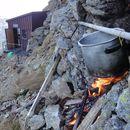 Hike to a remote biwak hut's picture