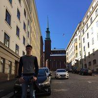 Aleksey Babkin's Photo