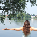 Yoga by the lake (free) 's picture