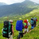 Hiking to mountain Hoverla's picture
