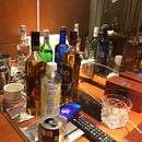 Free cocktail party in Marriott hotel万豪's picture